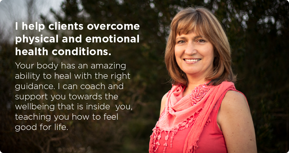 Roni Flatley - I help clients overcome physical and emotional health conditions